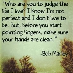courtesy of Bob Marley